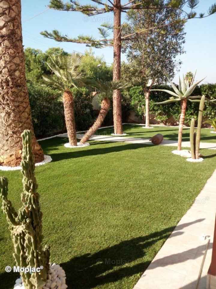 Prato sintetico nature 50 xl alta 50 mm perfetto per - Erba artificiale per giardini ...