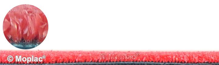 Prato sintetico rosso rosso rubino adatto per standistica for Prato sintetico listino