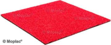 RUBINO - Erba sintetica colorata
